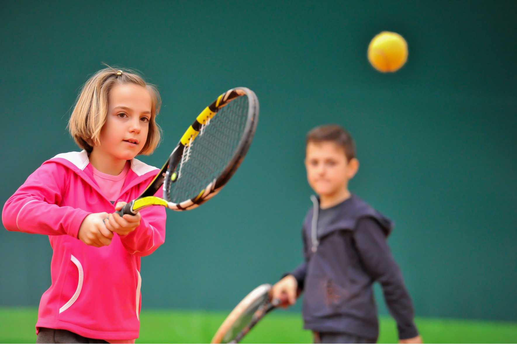 """K-Lean's Tennis – """"Tennis for the Young and Young at Heart"""""""